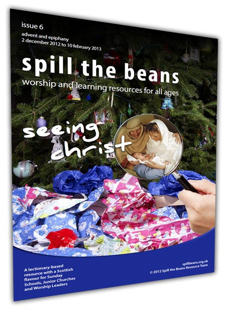 Spill the Beans Issue 6