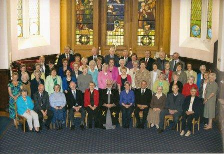 Kirk Session and Congregational Board