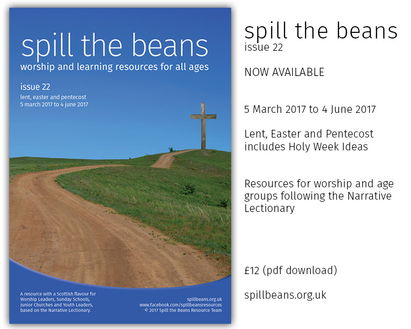Spill the Beans Issue 22