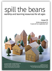 Spill the Beans Issue 23 Cover