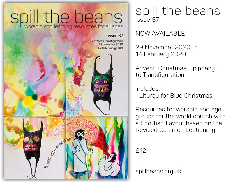 Spill the Beans Issue 36