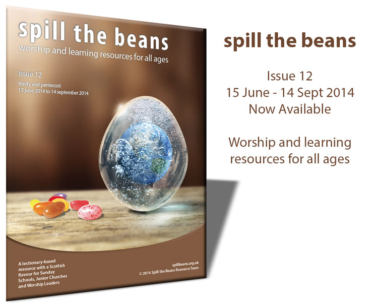 Spill the Beans Issue 12
